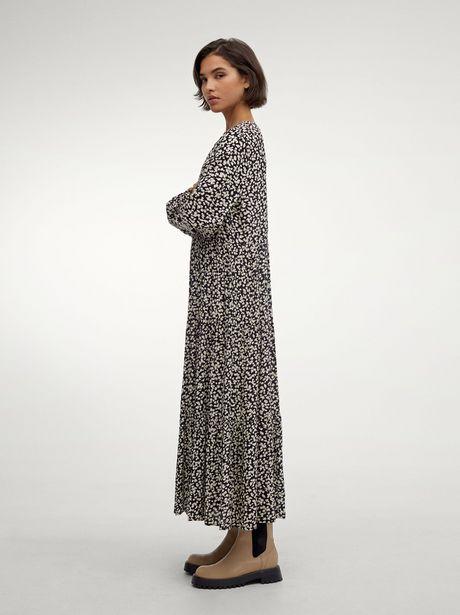 Oferta de Vestido Estampado Con Vuelo por 29,99€