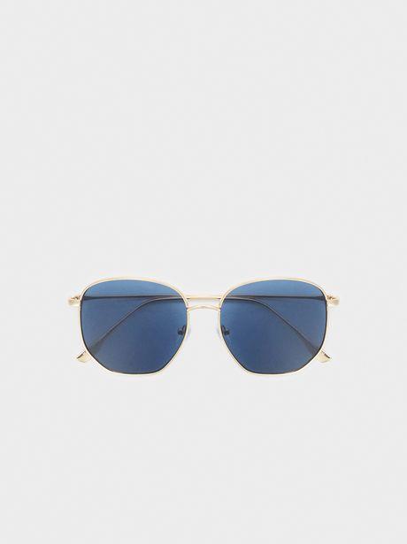 Oferta de Gafas De Sol Metálicas por 12,79€