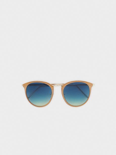 Oferta de Gafas De Sol Montura Redonda por 17,99€
