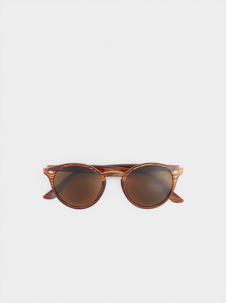 Oferta de Gafas De Sol Montura Redonda por 9,99€