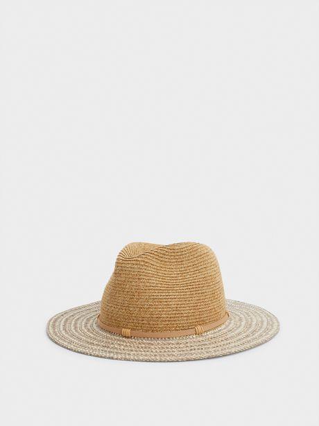 Oferta de Sombrero Trenzado por 17,99€