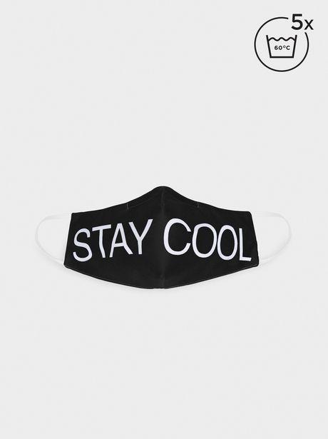 Oferta de Mascarilla Reutilizable Stay Cool por 6,99€