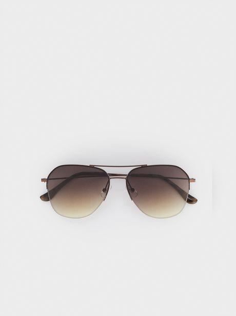 Oferta de Gafas De Sol De Aviador por 12,99€