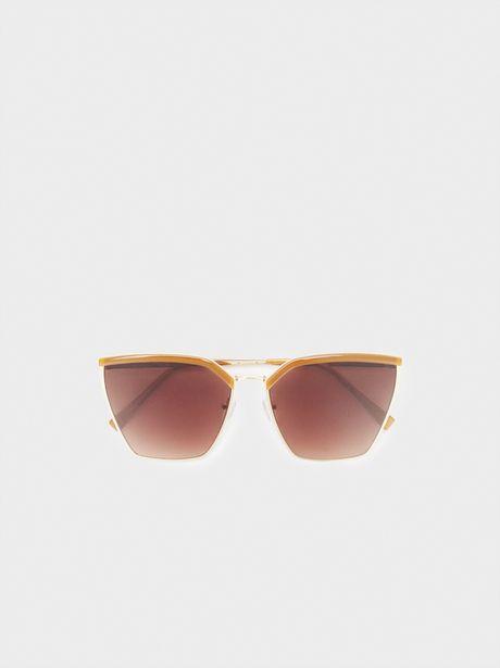 Oferta de Gafas De Sol Metálicas por 15,99€