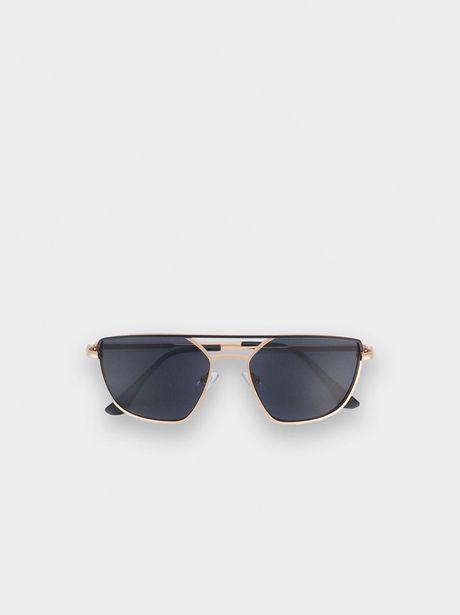 Oferta de Gafas De Sol Metálicas por 19,99€