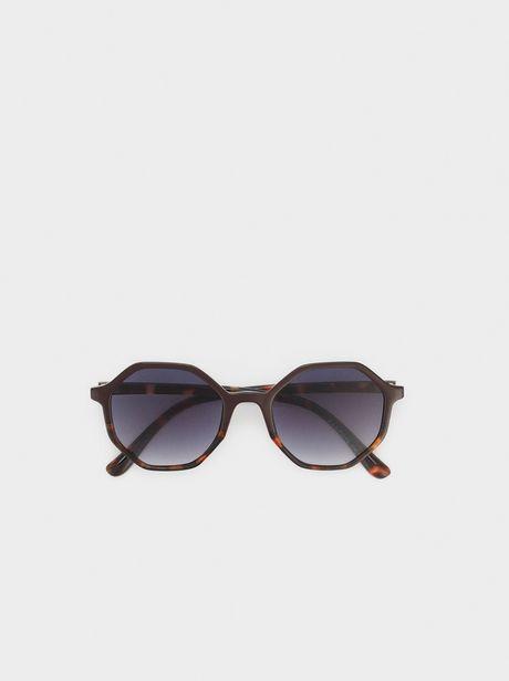 Oferta de Gafas De Sol Con Montura Redonda por 12,99€