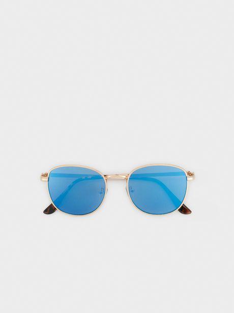Oferta de Gafas De Sol Metálicas por 9,99€