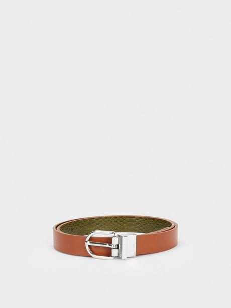 Oferta de Cinturón Reversible por 12,99€