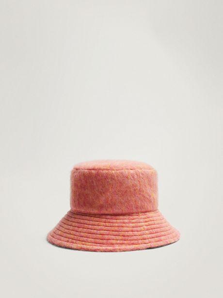 Oferta de Gorro Bucket Con Textura por 15,99€