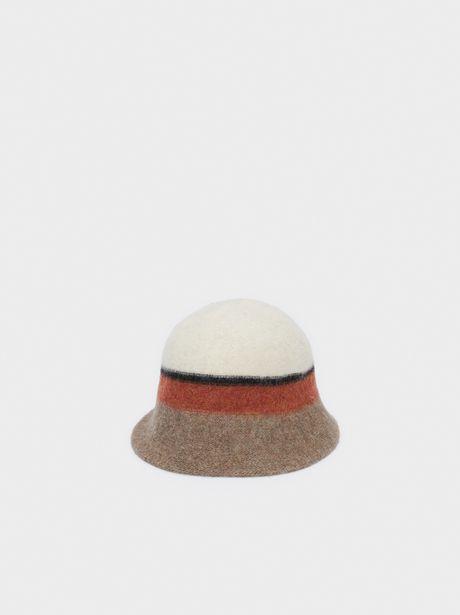 Oferta de Sombrero Cloche De Punto por 7,99€