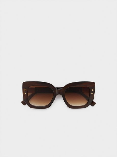 Oferta de Gafas De Sol Montura Cuadrada por 15,99€