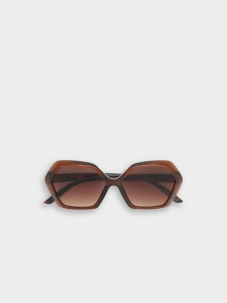 Oferta de Gafas De Sol Hexagonales por 12,99€