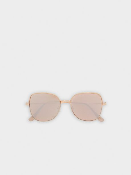 Oferta de Gafas De Sol Metálicas por 17,99€