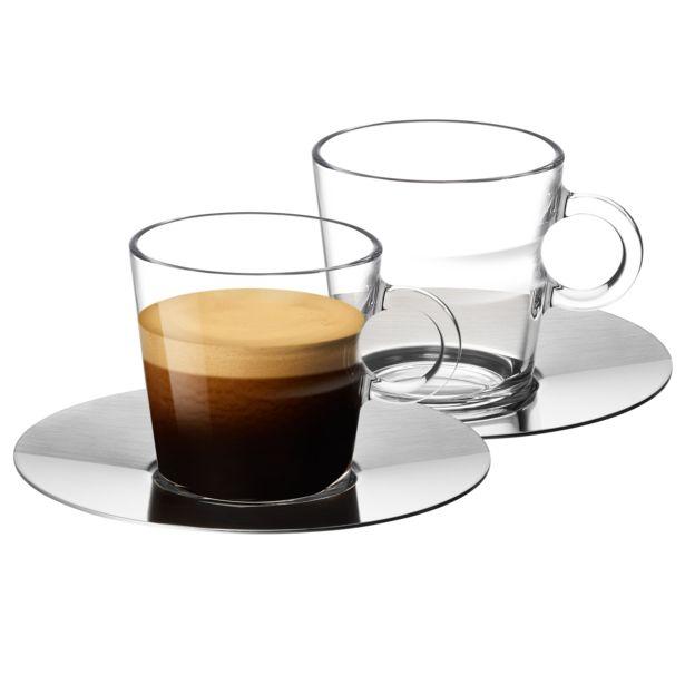Oferta de Tazas de Café Lungo VIEW por 20€