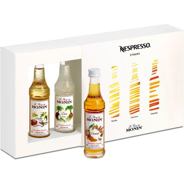 Oferta de Kit de Siropes MONIN por 11€