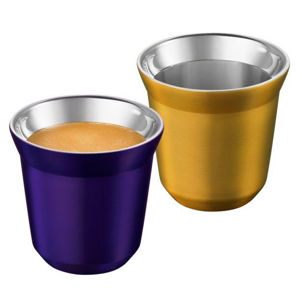 Oferta de Set de tazas PIXIE Espresso, Arpeggio & Volluto por 23€