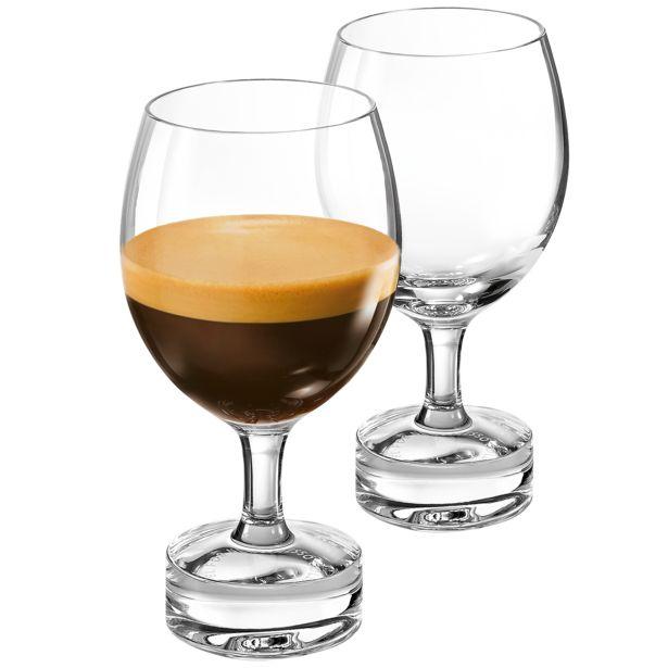 Oferta de Copas Degustación REVEAL Espresso, Suave por 36€
