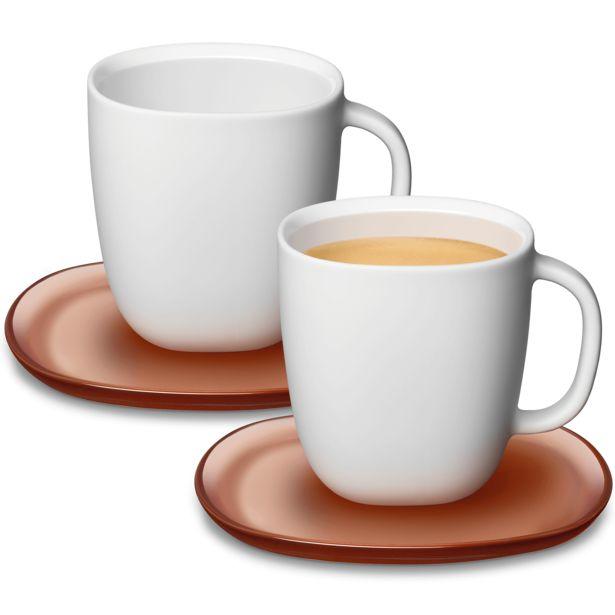 Oferta de Set de tazas Gran Lungo LUME por 25€
