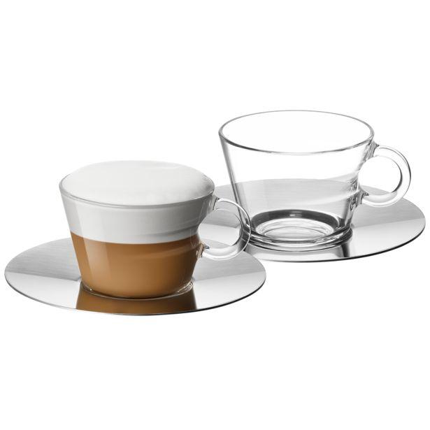 Oferta de Tazas de Café Cappuccino VIEW por 16€