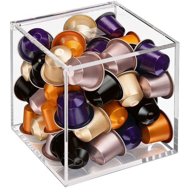 Oferta de Dispensador de Cápsulas VIEW Cube por 24€