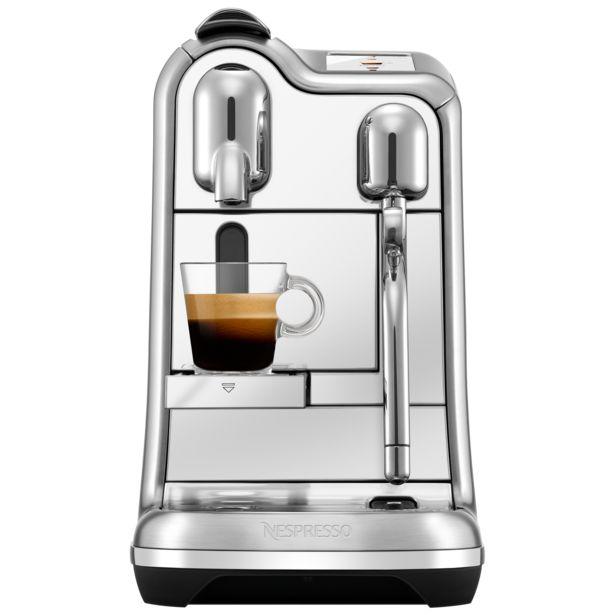 Oferta de Cafetera Nespresso Creatista Pro por 729,9€