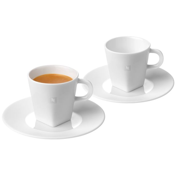 Oferta de Tazas de Café Espresso PURE por 17,1€