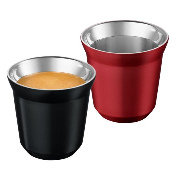 Oferta de Set de tazas PIXIE Espresso, Ristretto & Decaffeinato por 23€