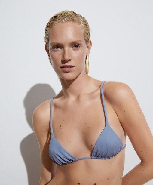 Oferta de Bikini triangular slim por 17,99€