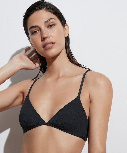 Oferta de Bikini triangular rib por 15,99€