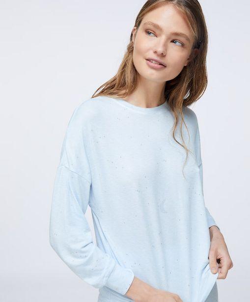 Oferta de Camiseta soft feel luna por 14,99€