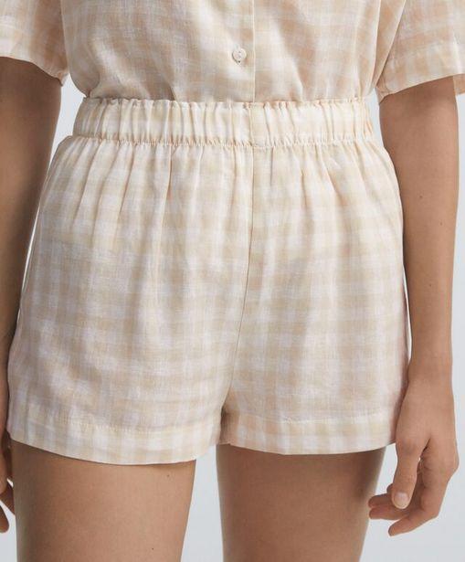 Oferta de Shorts vichy lino por 15,99€