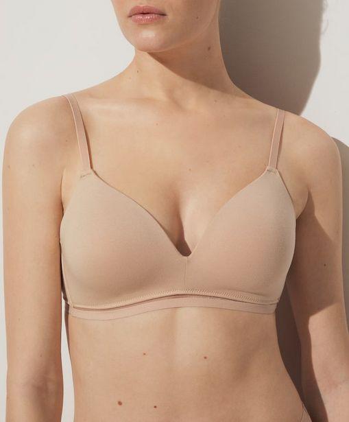 Oferta de Sujetador algodón comfort support por 9,99€