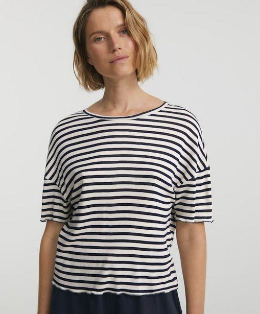 Oferta de Camiseta corta marinera por 15,99€