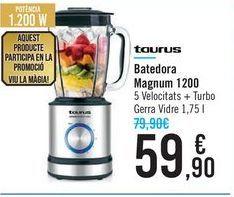 Oferta de  Magnum 1200 Taurus por 59,9€