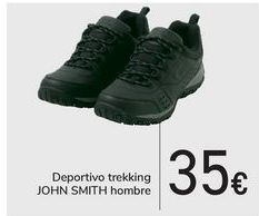 Oferta de Deportivo trekking JOHN SMITH Hombre  por 35€
