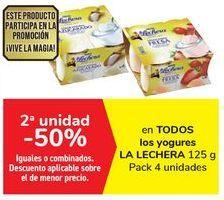 Oferta de En TODOS los yogures LA LECHERA  por