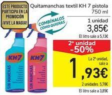 Oferta de Quitamanchas textil KH7 pistola  por 3,85€