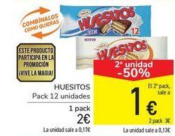 Oferta de HUESITOS por 2€