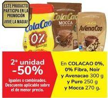 Oferta de En COLACAO 0%, 0% Fibra, Noie y Avenacao y Puro Y mocca por