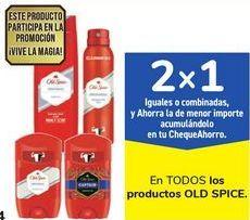 Oferta de En TODOS los productos OLD SPICE por