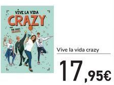 Oferta de Vive la vida crazy  por 17,95€