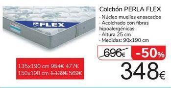 Oferta de Colchón PERLA FLEX  por 348€