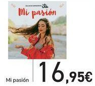 Oferta de Mi pasión  por 16,95€