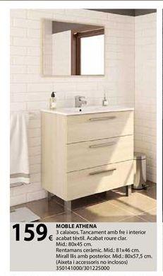 Oferta de Muebles de baño por 159€