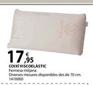 Oferta de Almohada por 17,95€