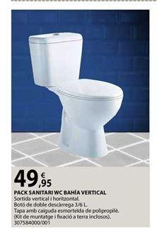 Oferta de Wc por 49,95€