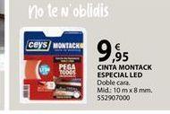 Oferta de Cinta adhesiva ceys por 9,95€