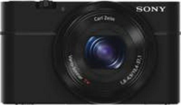 Oferta de Sony Cyber-shot Cámara digital compacta RX100 por 790€