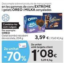 Oferta de Helados Oreo por 3,59€