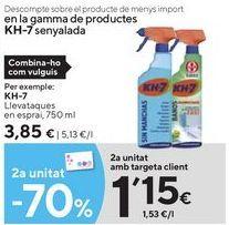 Oferta de Quitagrasas KH-7 por 3,85€